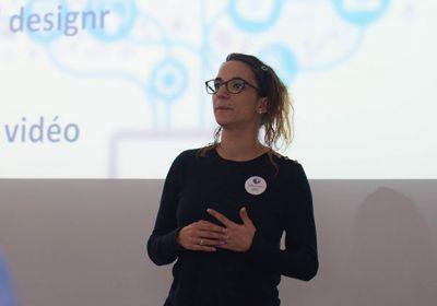 Atelier CV numérique animé par Pôle emploi.