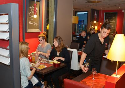 Restaurant Poivre Rouge