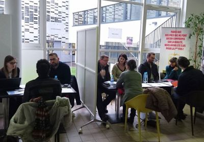 Rencontres de l'emploi à ESC Troyes
