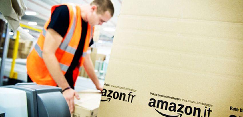 La première collaboration entre le nouveau centre de tri Amazon à Strasbourg et Pôle emploi a donné entière satisfaction à l'enseigne. © Amazon