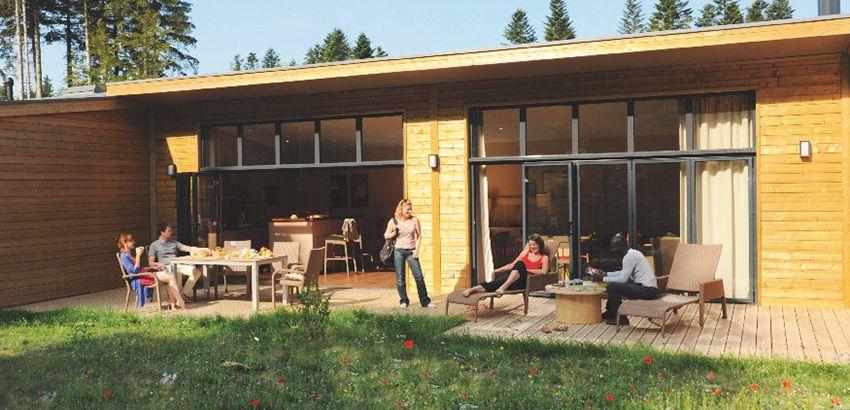 Center Parcs Domaine des Trois Forêts en Moselle