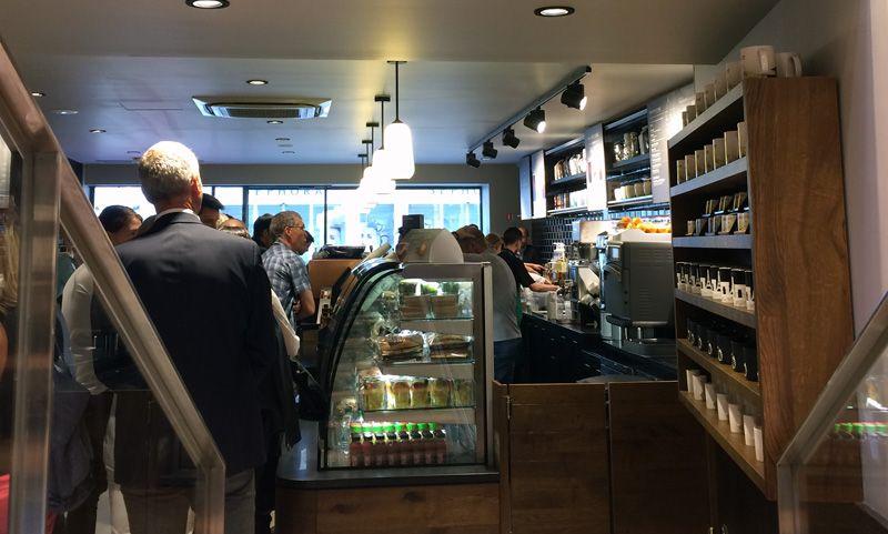 Les recrutements en vue de l'ouverture du premier Starbucks de Nancy ont été confiés à Pôle emploi. © Pôle emploi