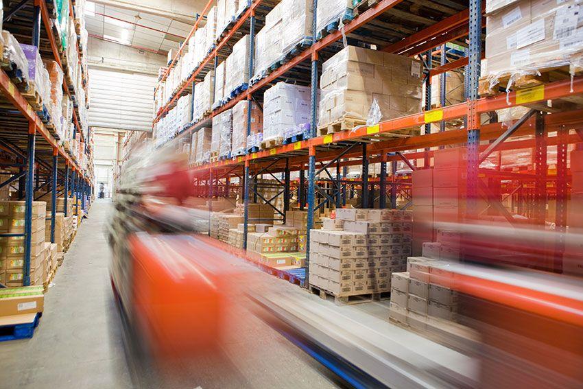 La logistique source d'emplois © Chlorophylle