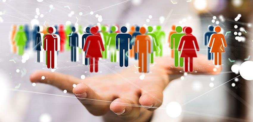 Mise en relation digitale
